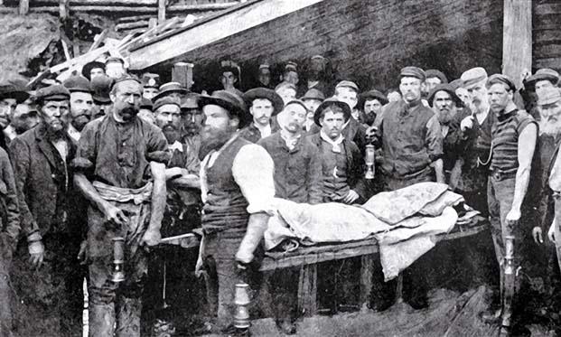 Hunter valley mining fatalities 1800