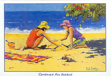 new zealand christmas cards like this one may be bought here